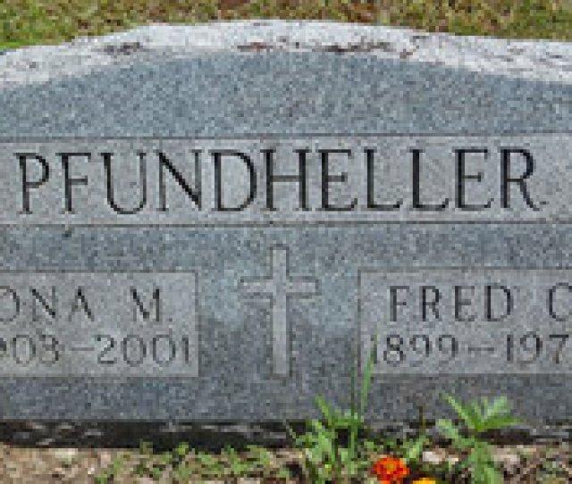 Ona Mary Dawes Pfundheller