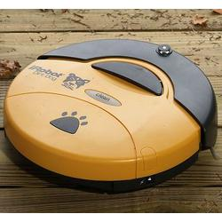 Dirt Dog 1100 Indoor-Outdoor Robotic Sweeper Vacuum