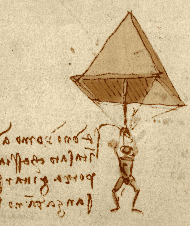 Penemuan Leonardo da Vinci