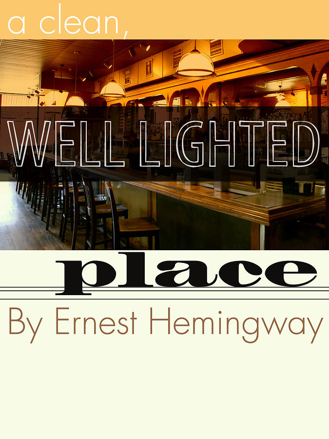 Clean Well Lighted Place Pdf
