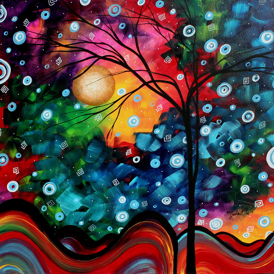 Image Result For Acrylic Paintings On Canvas Abstract