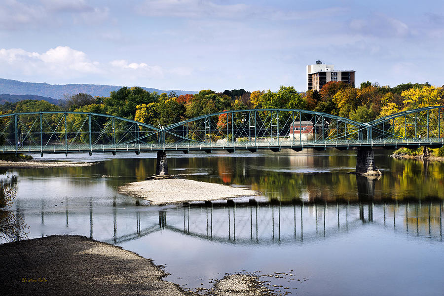 Binghamton NY South Washington St Bridge