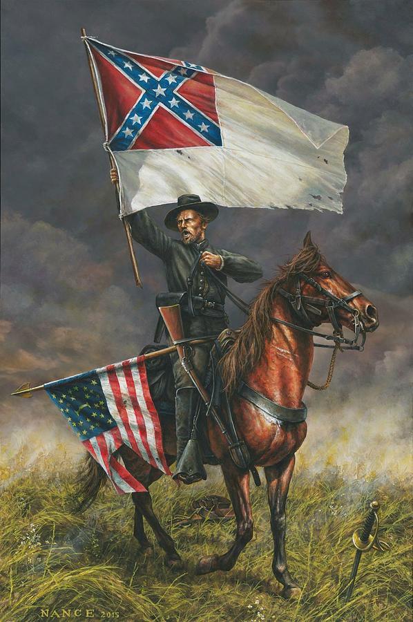 Confederate Flag Home Decor