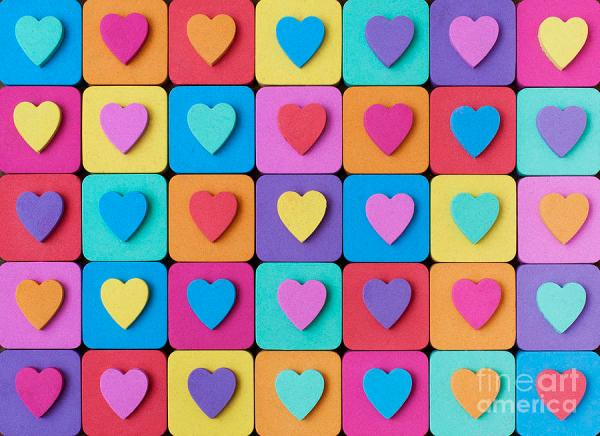 hearts colors # 11