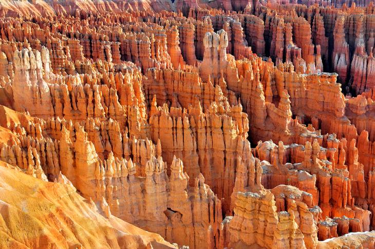 Hoodoos Of Bryce Canyon Photograph by Dan Myers