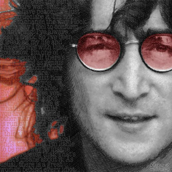 Image result for free to use image of john lennon