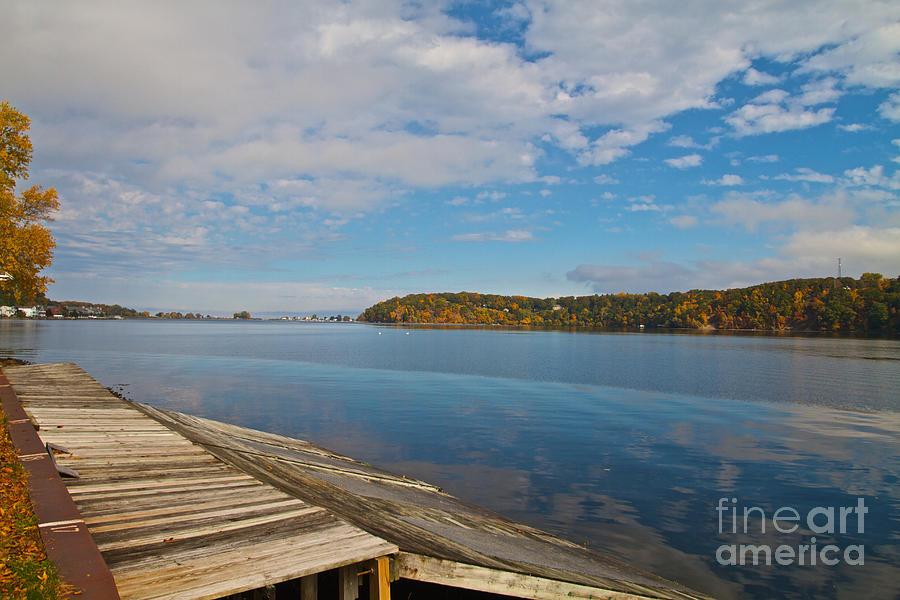 Irondequoit Bay Photograph By William Norton