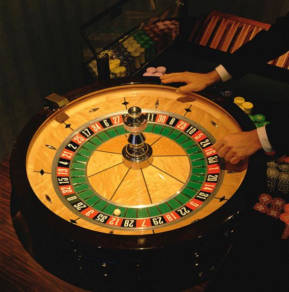 Roulette Wheel Photograph by Mark Thomas/science Photo Library