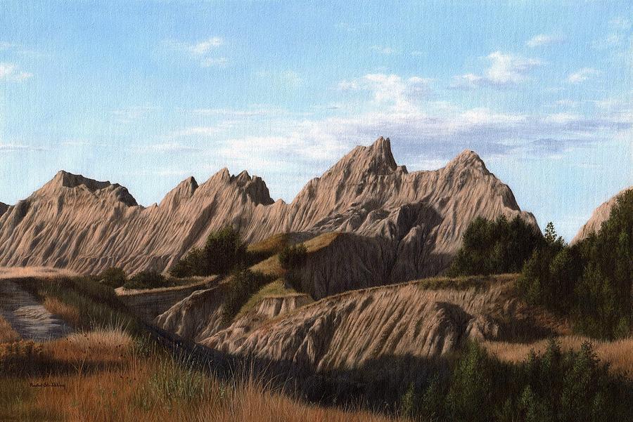 Badlands Art