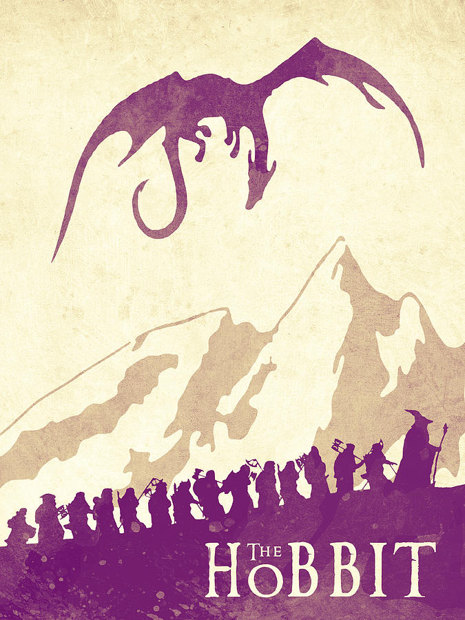 Lord Of The Rings Birthday Card Ideas