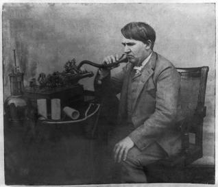 Risultati immagini per edison 1892