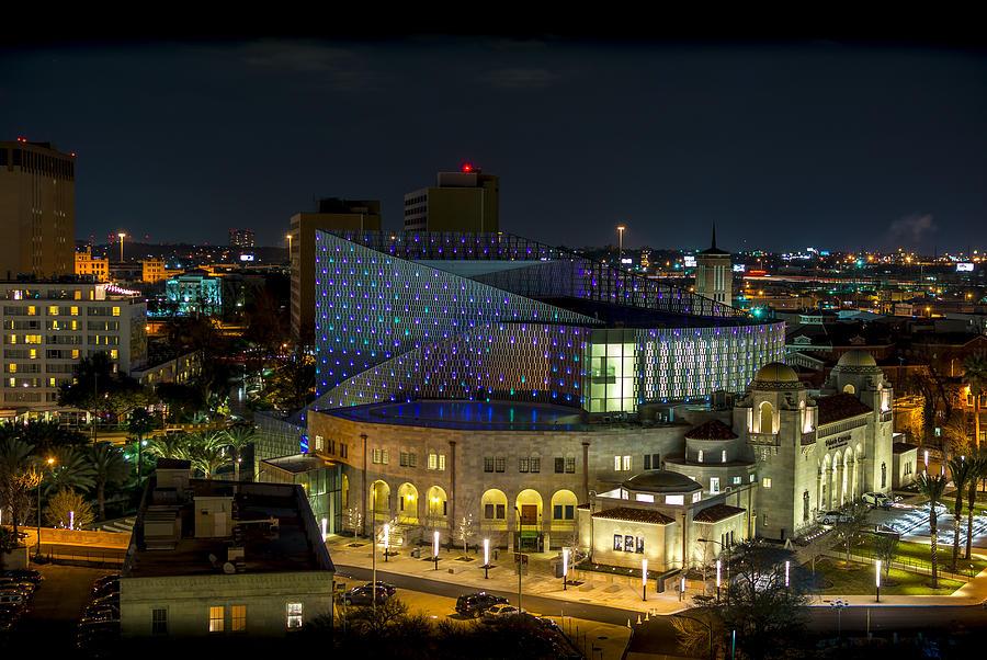 Tobin Center for the Performing Arts in San Antonio Texas