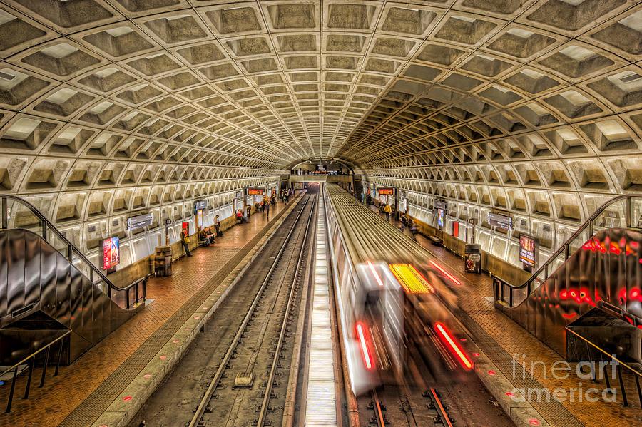 Washington Dc Metro Stations