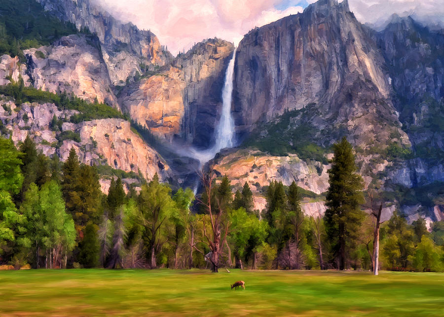 Yosemite Home Decor Wall Art