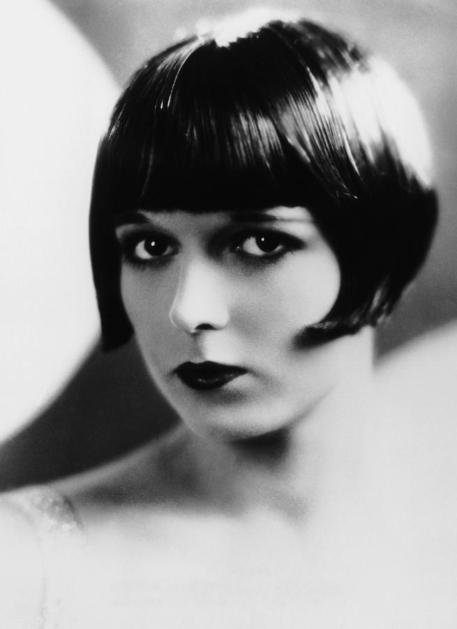 Louise Brooks Ca Late 1920s Photograph By Everett