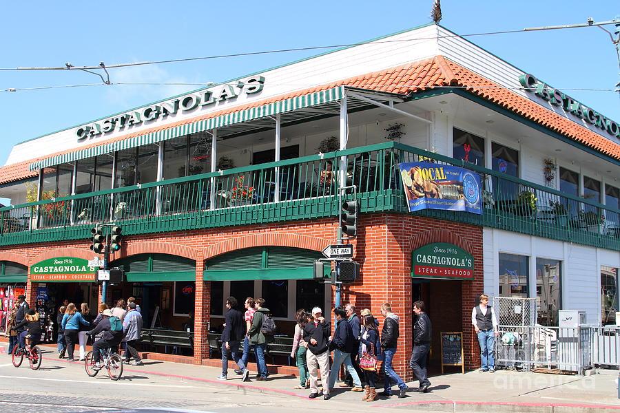 Best Restaurants Fishermans Wharf