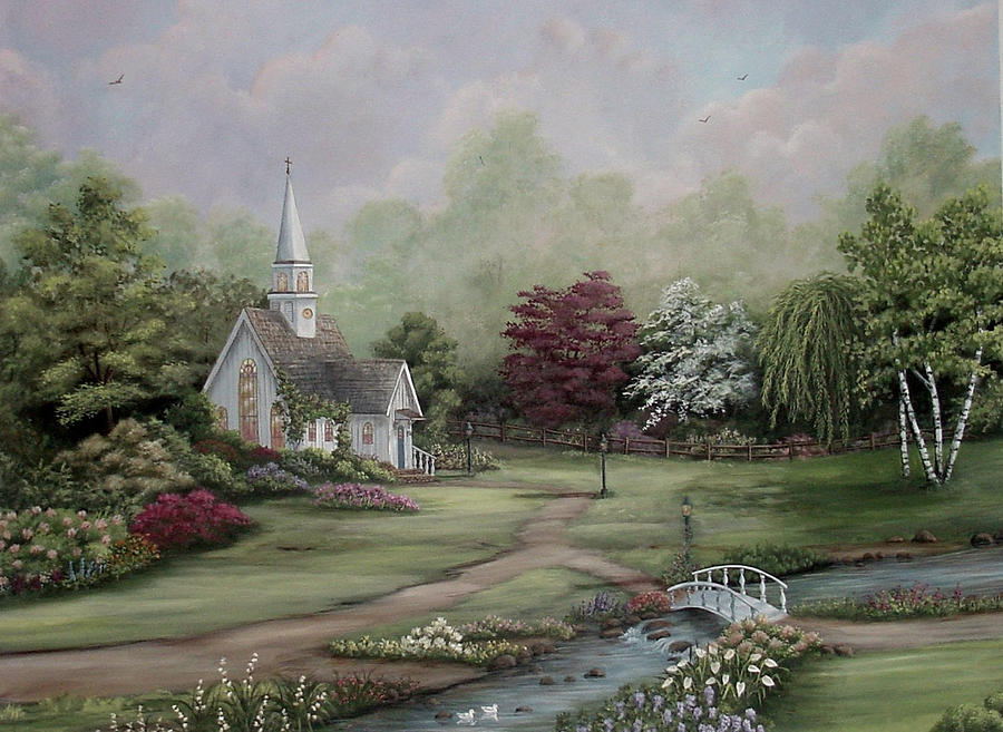 Thomas Kinkade Greeting Cards