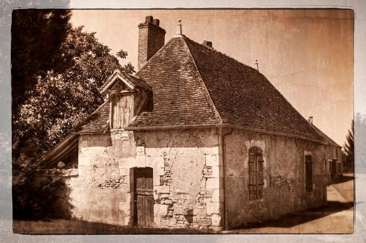 Old Kitchen House Photograph Debra Dave Vanderlaan Which