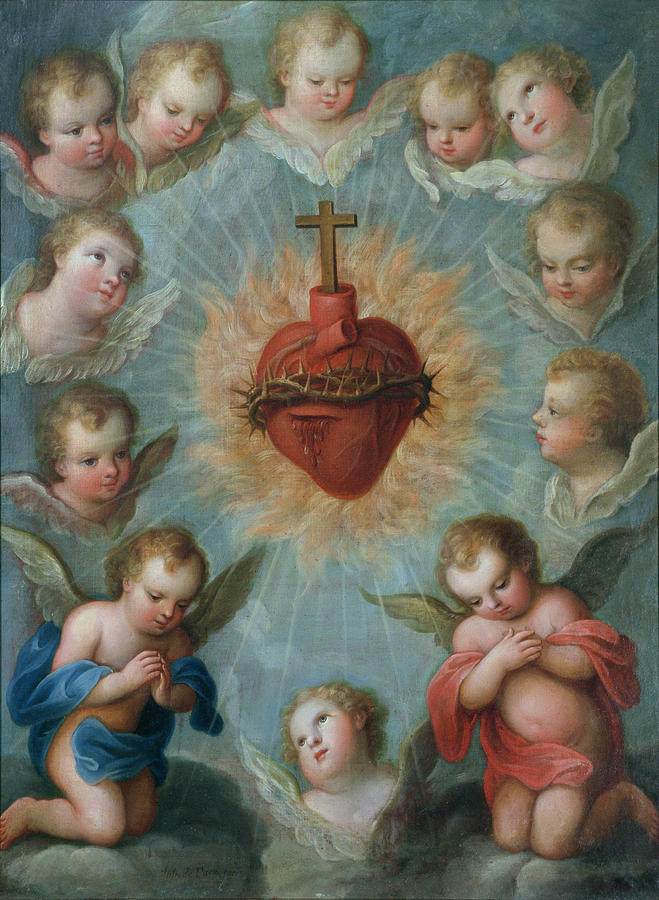 Image result for SACRED HEART OF JESUS PSALM 23 EXPLAINED