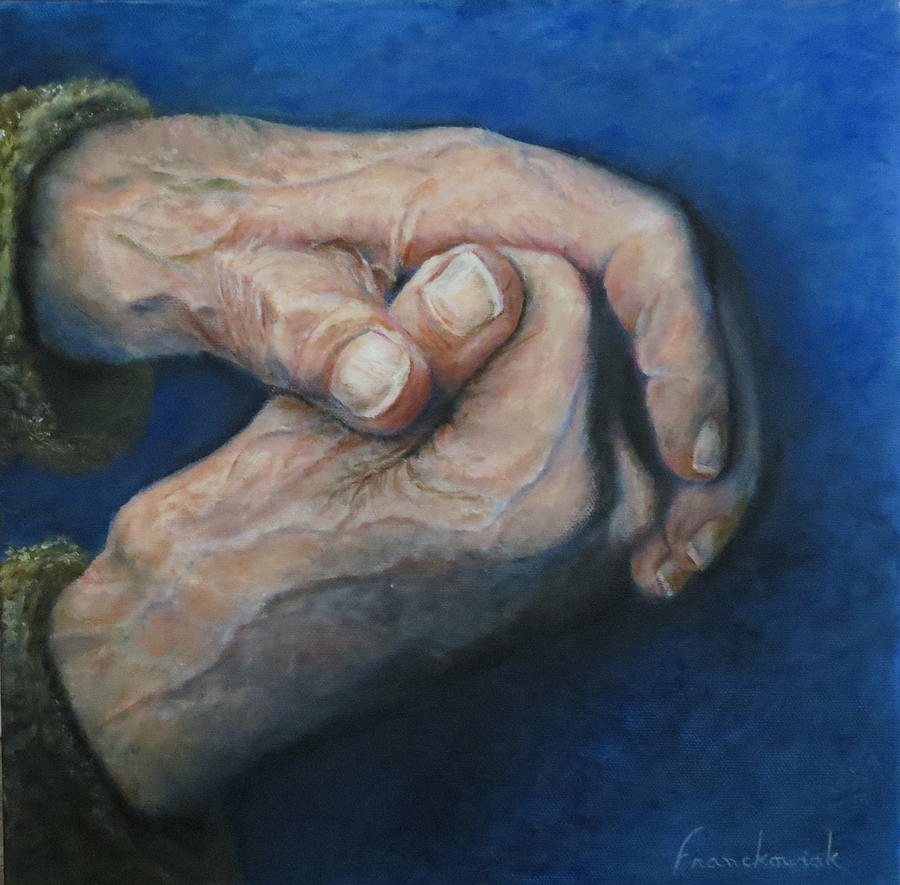 The Gardener's Hands by Leonard Franckowiak