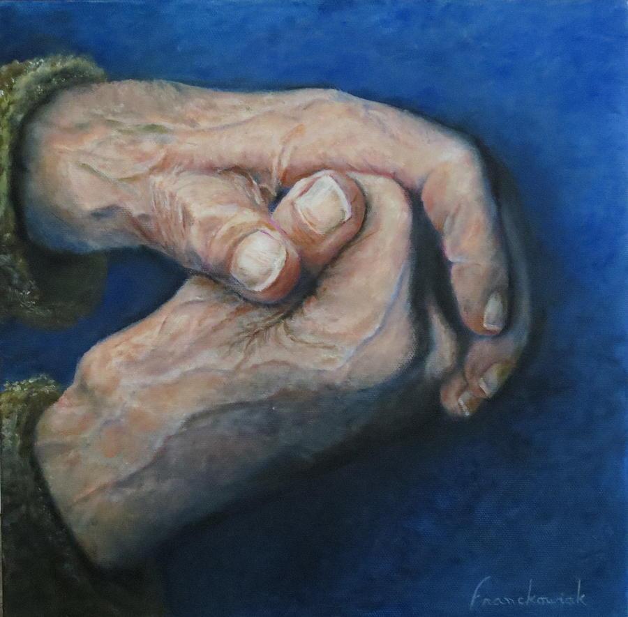 The Gardener's Hands by Leonard Franckowiak