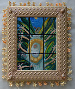 Moses In Bulrushes - Framed - Click Here To View Larger Image