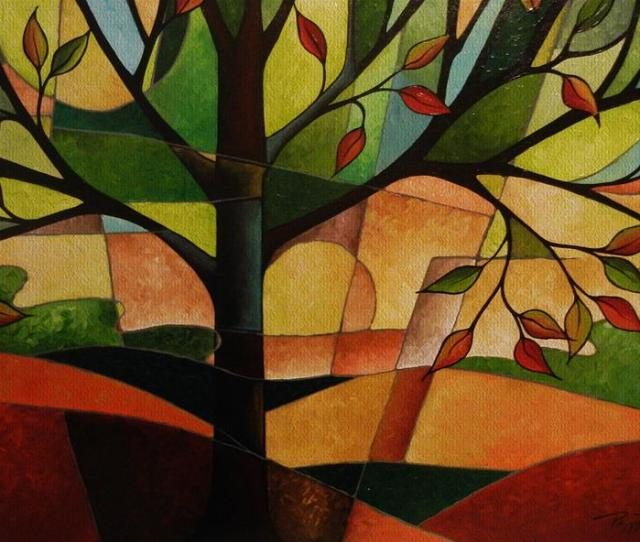 Abstract Painting Abstract Nature By Peggy Davis