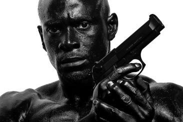 Image result for black man assassin