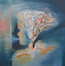 Breath of life Painting by Melanie Meyer