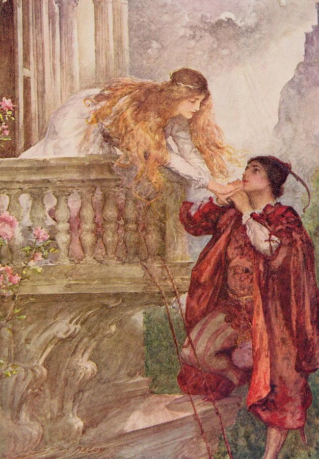 Edith Nesbit's 'Romeo and Juliet'.