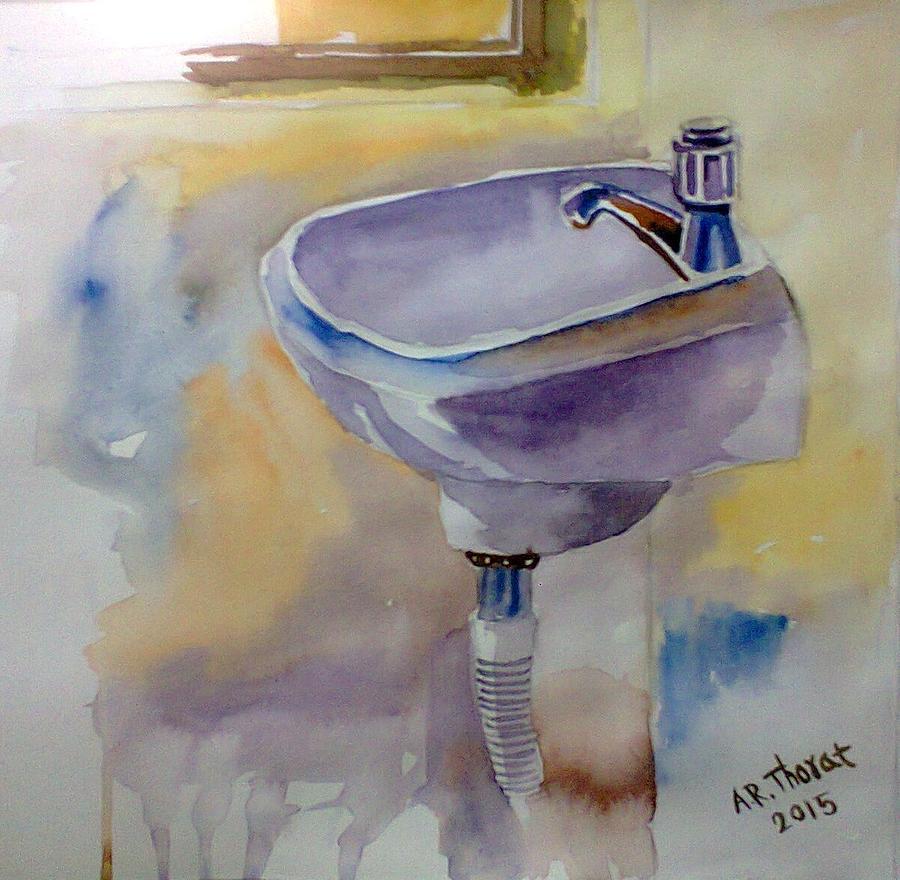 wash basin by akshay thorat