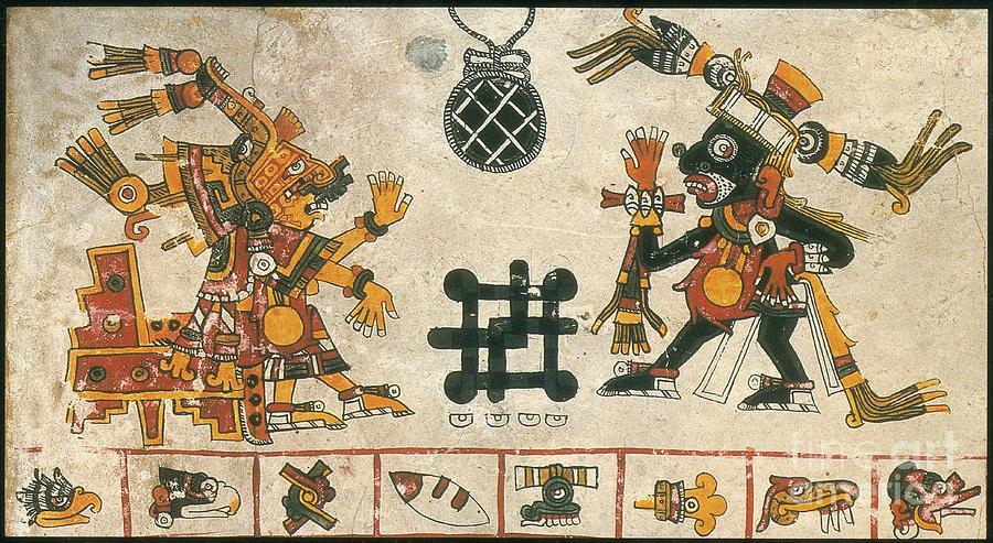Xochiquetzal Photograph By Photo Researchers
