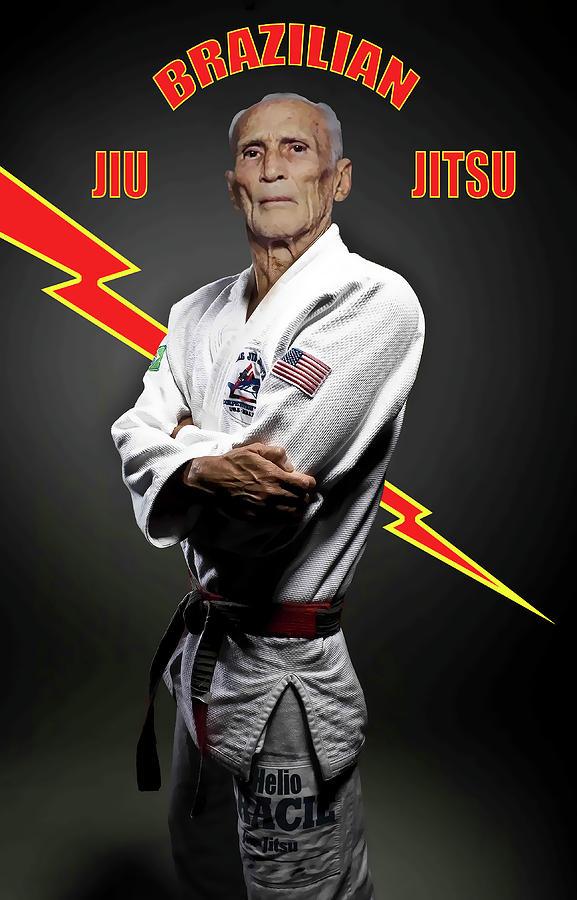 brazil s jiu jitsu grandmaster helio gracie by daniel hagerman