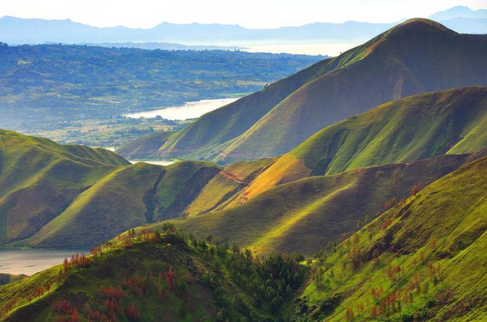 Colorful Of Bukit Barisan by Photo By Sayid Budhi