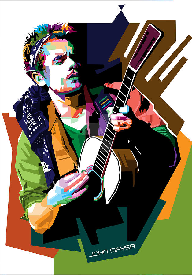 john mayer 2 by tom cage