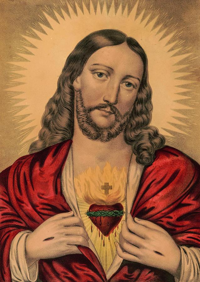 sacred heart of jesus by american school