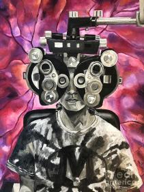 2020 Vision Painting by Elise Milburn