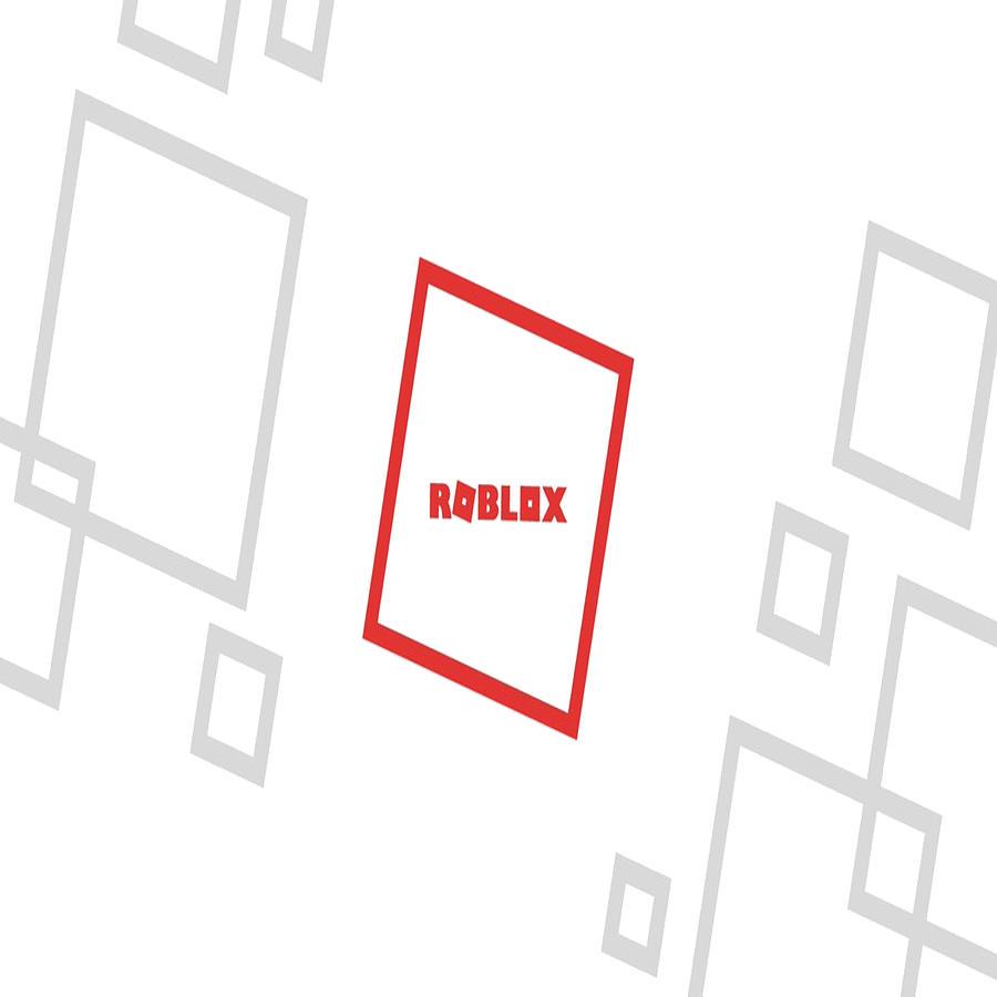 New Roblox Logo In Deep 2020 Horizontal Digital Art By Matifreitas123