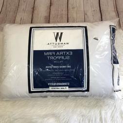 wamsutta firm pillows firmpillows