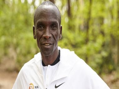 Eliud Kipchoge interview: 'It's still my legs that are doing the running, not the shoe' - Sports News , Firstpost 2