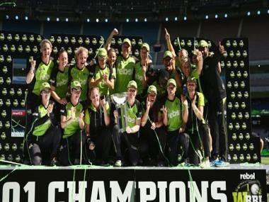 Women's Big Bash League moved entirely to Sydney over coronavirus travel restrictions - Firstcricket News, Firstpost 2