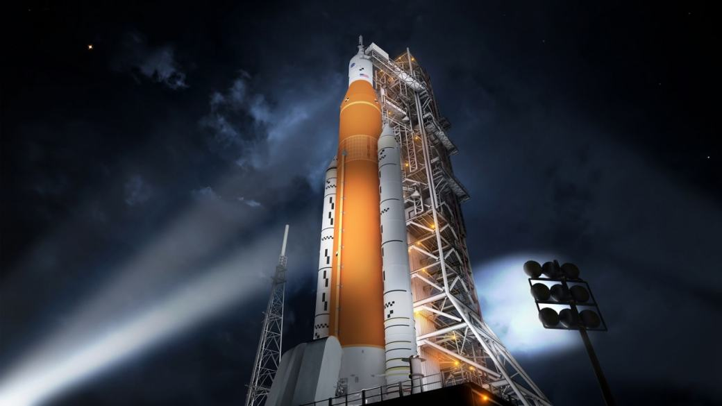 NASA gears up for final green test of its SLS megarocket the Artemis moon missions