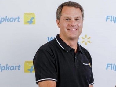 Walmart CEO Doug McMillon says committed to Indian market; expresses satisfaction in Flipkart's progress