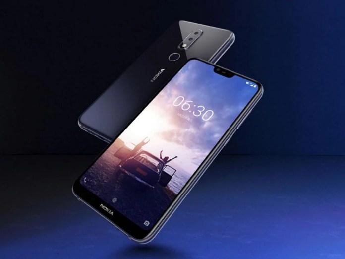 The Nokia X6. Image: Nokia China