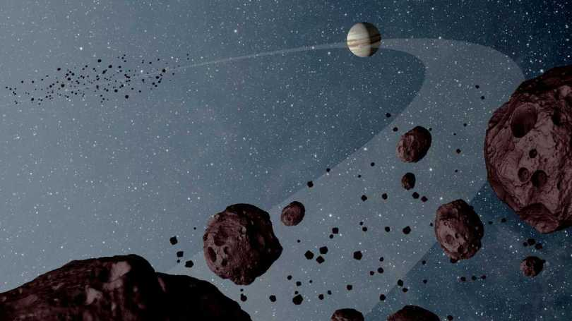 Scientists identify asteroids of interstellar origin moving in our Solar System- Technology News, Firstpost
