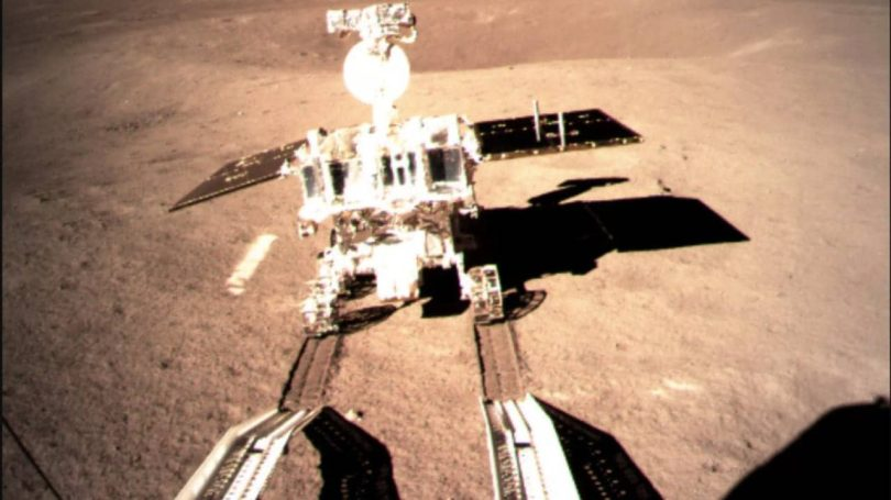 After taking a nap, China's Chang'e-4 probe resumes work for 24th lunar day- Technology News, Gadgetclock
