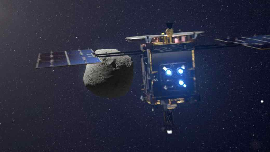Japans Hayabusa-2 asteroid sampling mission to study another asteroid before return to Earth