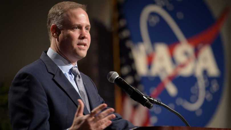 NASA chief Jim Bridenstine cautions Congress against Chinas soon to launch space station