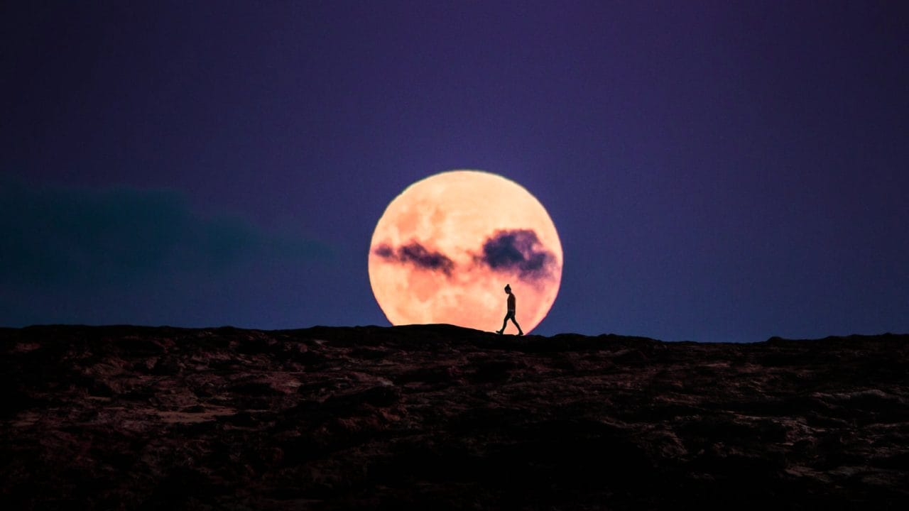 Super Worm Moon Is 2019 S Third Final Supermoon On 21