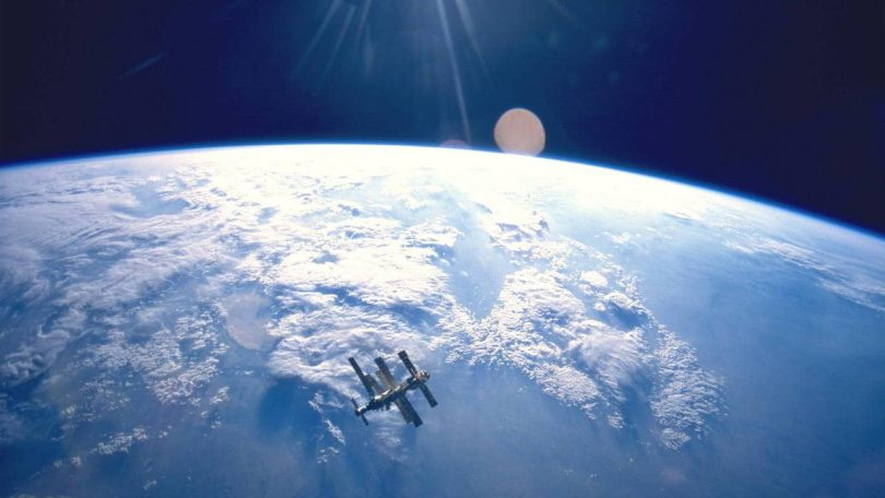 NASA astronaut shares a video of the Earth while travelling to the ISS on SpaceXs Crew Dragon, it goes viral